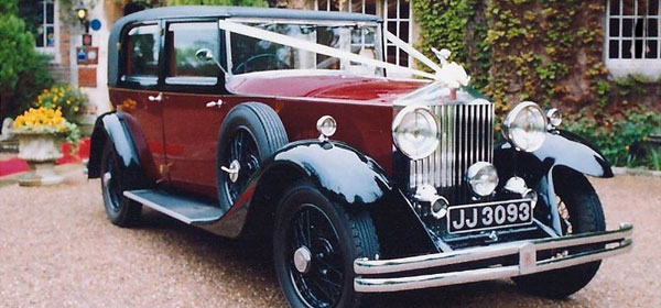 wedding car hire ripon