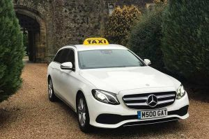 Private hire taxi Ripon